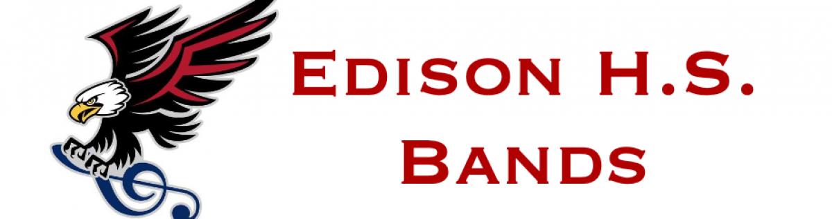 Edison HS Bands